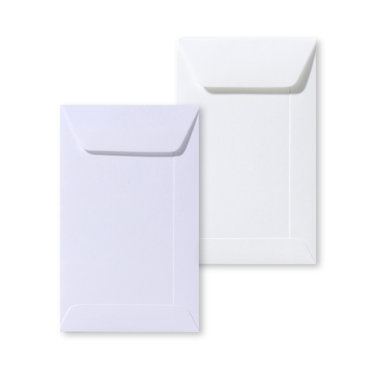 WHITE & BIOTOP ENVELOPES