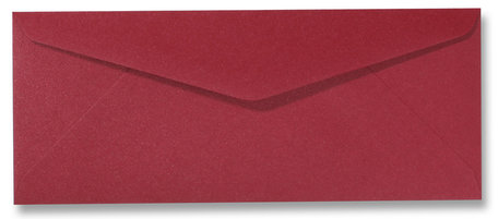 Metallic red 11 x 22 cm
